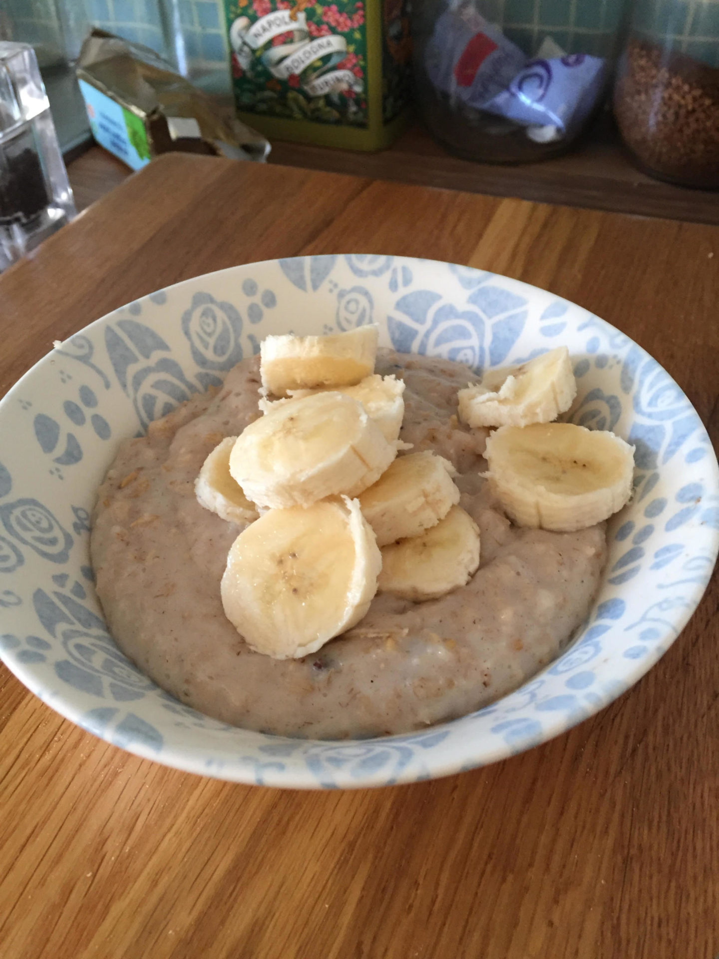 WHAT PORRIDGE ACTUALLY LOOKS LIKE