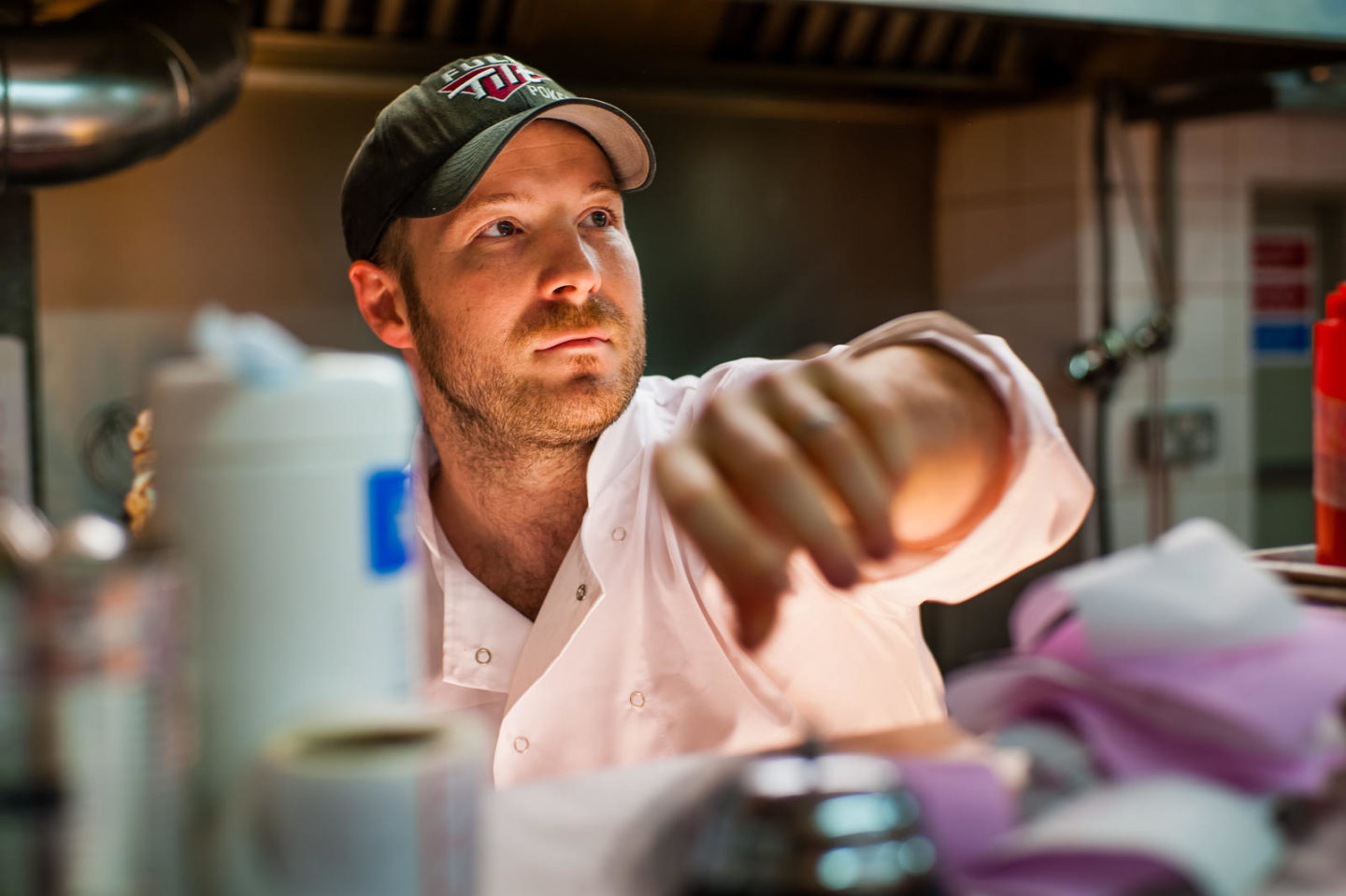 "NEIL RANKIN: ""PEOPLE HAVE LOST THEIR PASSION FOR COOKING FOOD"""