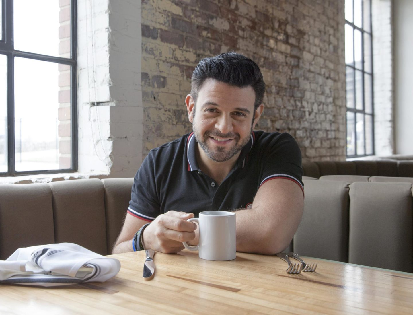 ADAM RICHMAN: MY DIET IS NONE OF YOUR BUSINESS