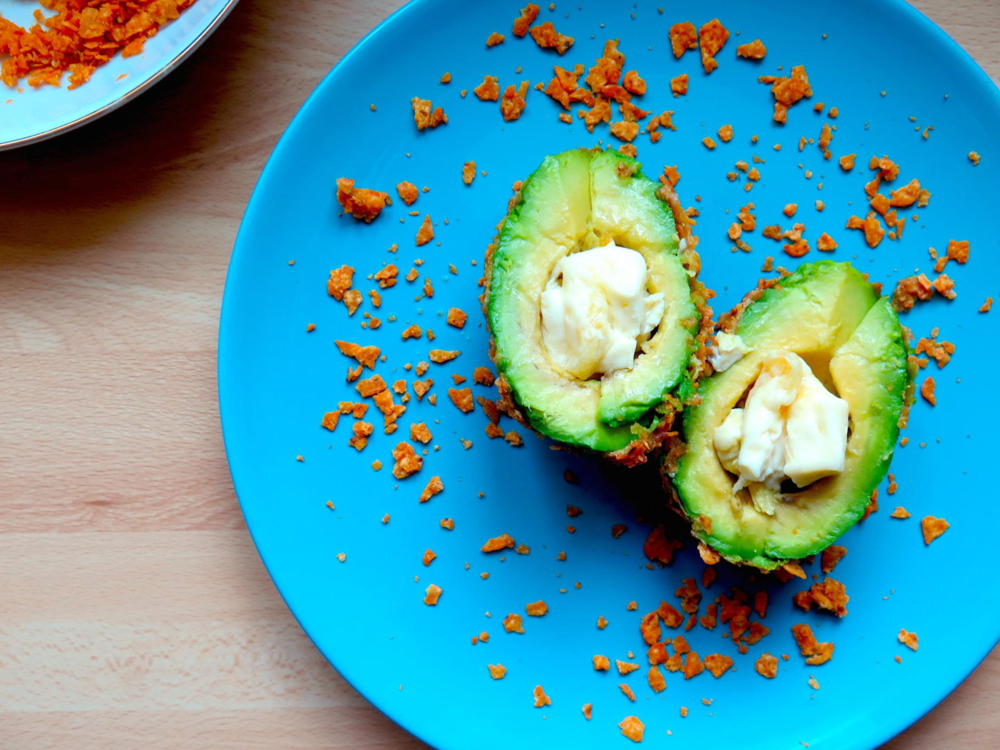 'DIET' AVOCADOS? NAH MATE, WE'LL DEEP FRY OURS