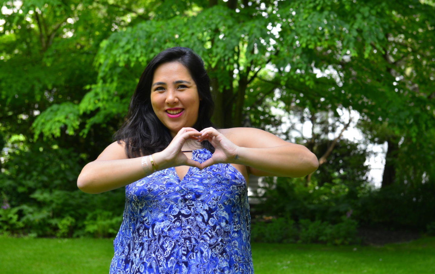 MICHELLE ELMAN ON HER SCARS, PCOS AND HOW SHE FOUND BODY POSITIVITY
