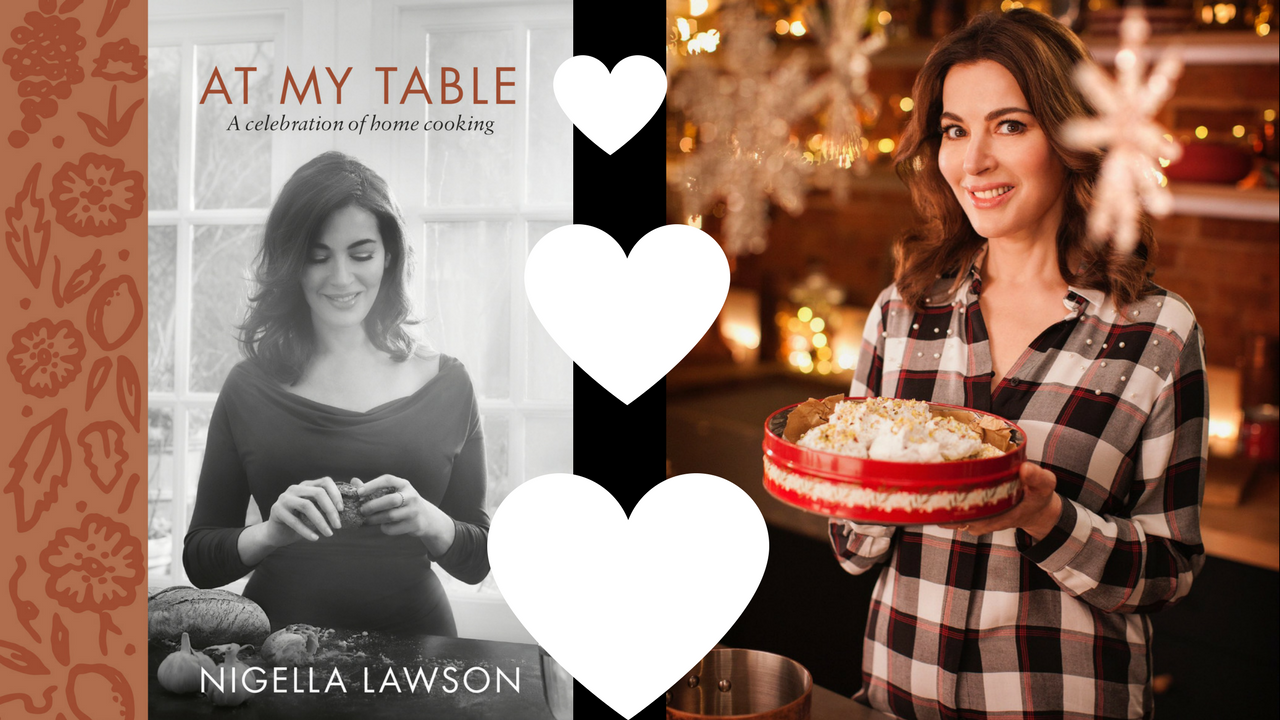 WHY EVERYONE WITH FOOD ISSUES SHOULD WATCH NIGELLA